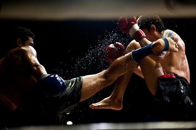Cabang Olahraga Muay Thai