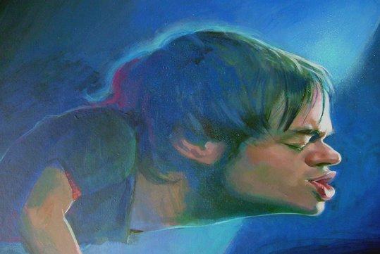 """Jamie Cullum"" por Wouter Tulp"