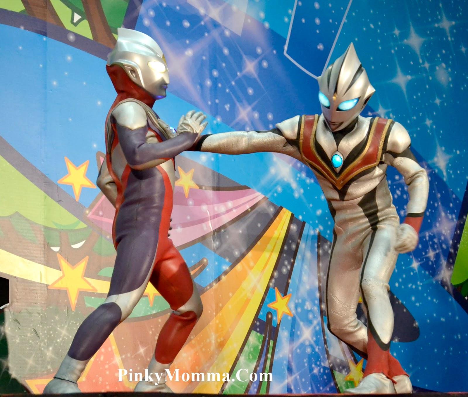 Upin Dan Ipin Ultraman Zero | Anime Wallpaper