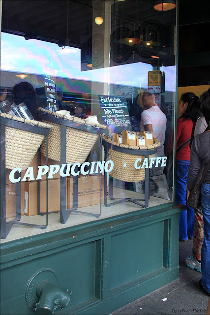 Oldest Starbucks store