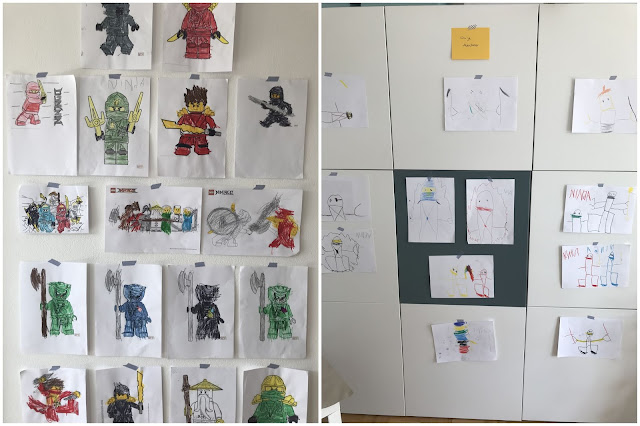 Ausstellung Lego Ninjago Museum Jules kleines Freudenhaus