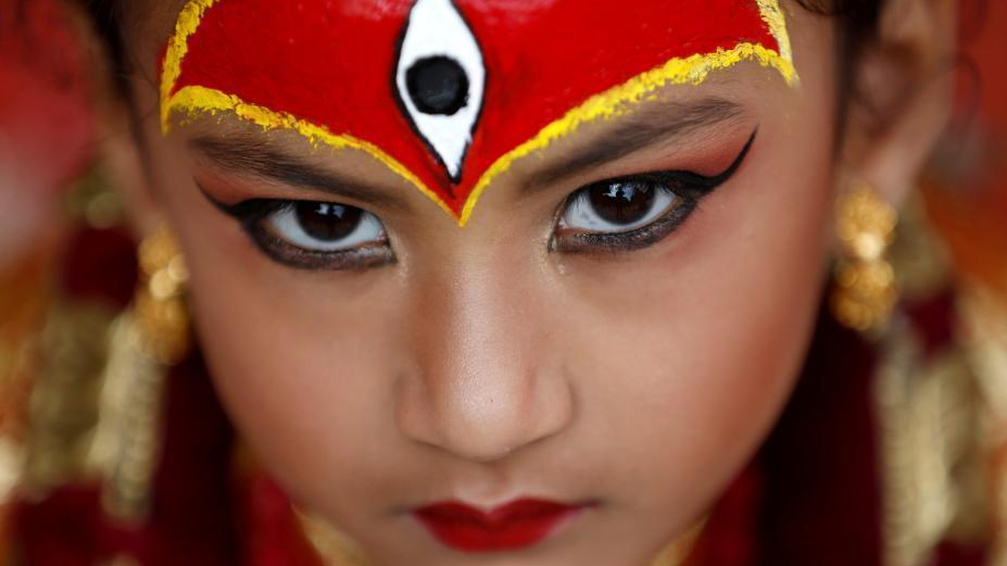 Kumari Nepal images
