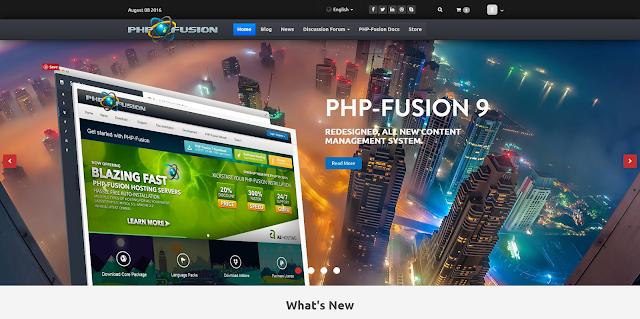 phpfusion forum sitesi kurulumu