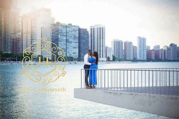 Former Mr. Nigeria Kenneth Okolie Releases Pre-Wedding Photos