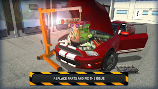 Car Mechanic Job: Simulator v1.2 Mod