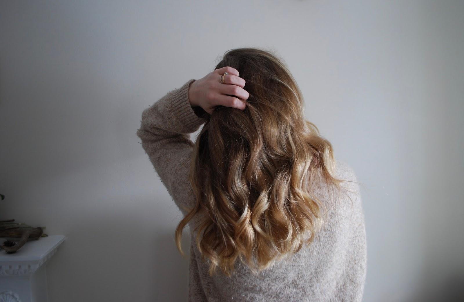 winter haircare routine nuxe huile prodigieuse