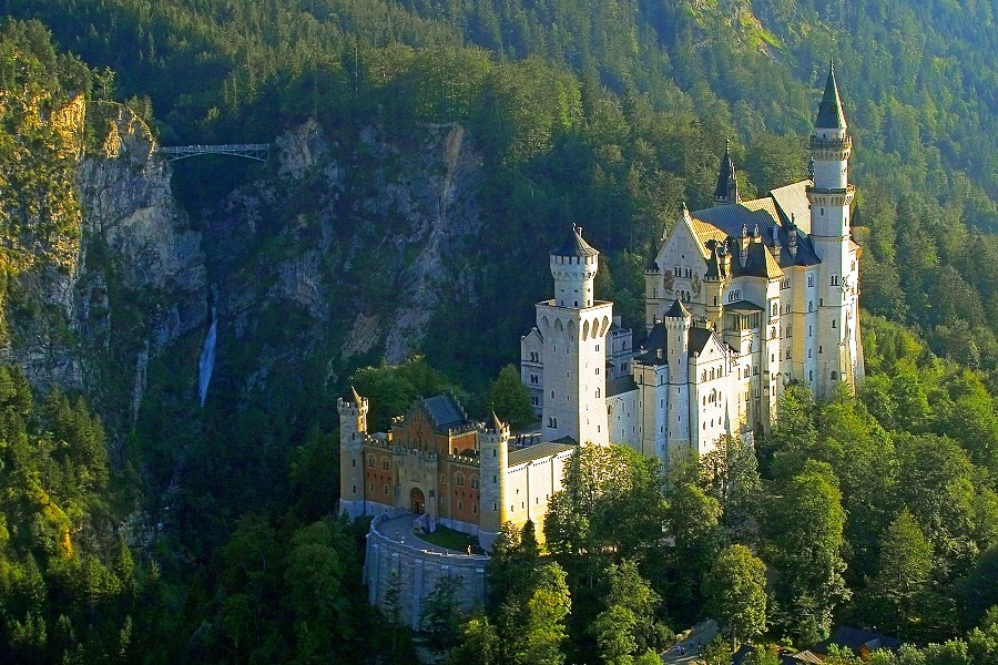 Neuschwanstein Castle - One of the Most Visited Castles In Germany