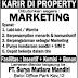 Marketing - PT. Surya Mutiara Mandiri - Info loker : Senin 3 Oktober 2016