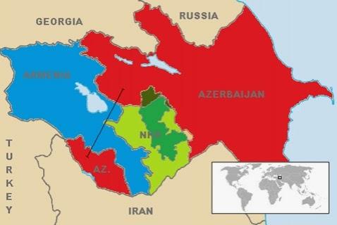 La historia de Nagorno Karabaj, según Pashinyan