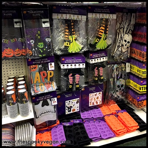 Amazing The Spooky Vegan Halloween 2017 At Dollar Tree Ncnpc Chair Design For Home Ncnpcorg