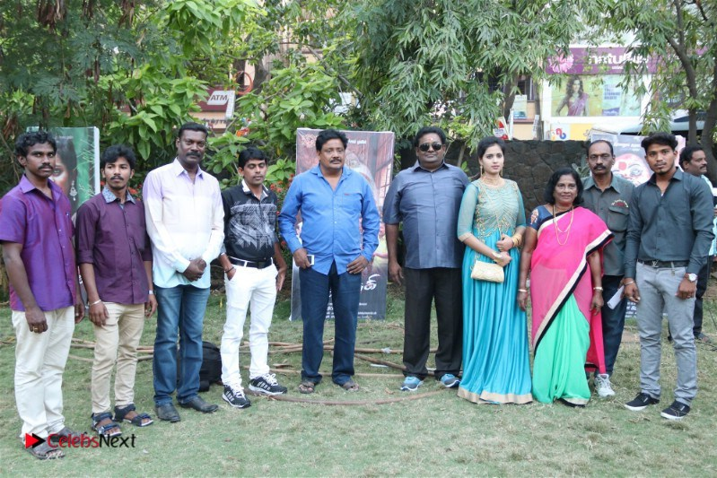 Chandhira Boothagi Tamil Movie Team Meet Stills