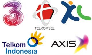 masa aktif pulsa operator seluler indonesia