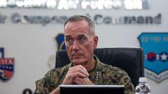 جنرال أمريكي : ترامب هو صاحب قرار توجيه ضربة عسكرية لكوريا الشمالية