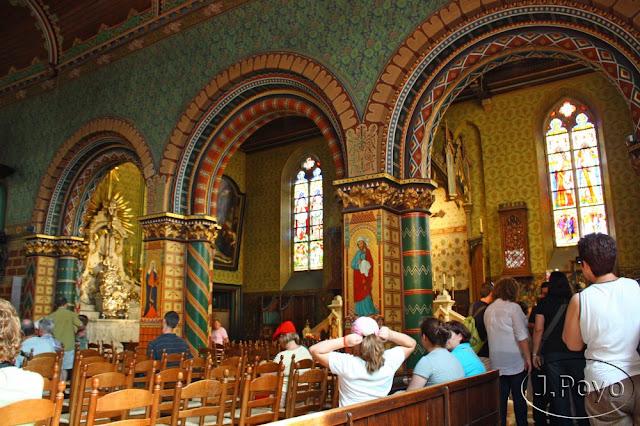 Basílica de la Santa Sangre o Heilig Bloed Basiliek, Brujas