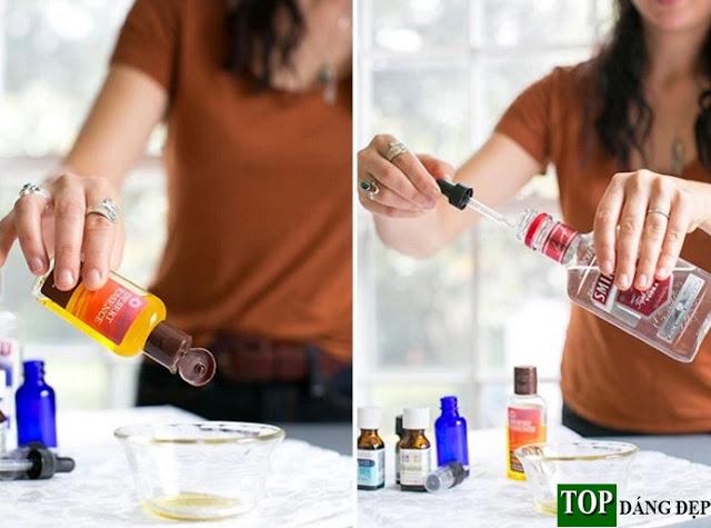 """Cách làm nước hoa tại nhà """" dấu ấn riêng của bạn"""""""