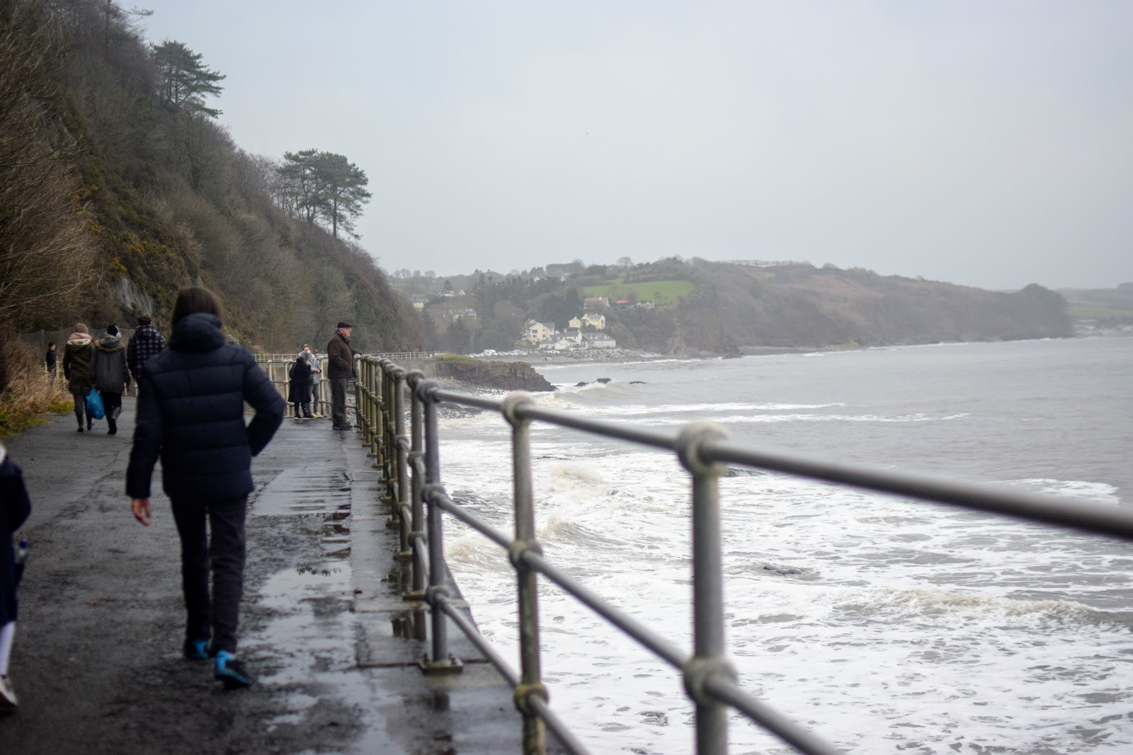 , Days Out:  Snapshots of the Saundersfoot Tunnel Walks, Pembrokeshire