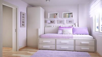 Best Cool Purple Teen Bedrooms Ideas Furniture