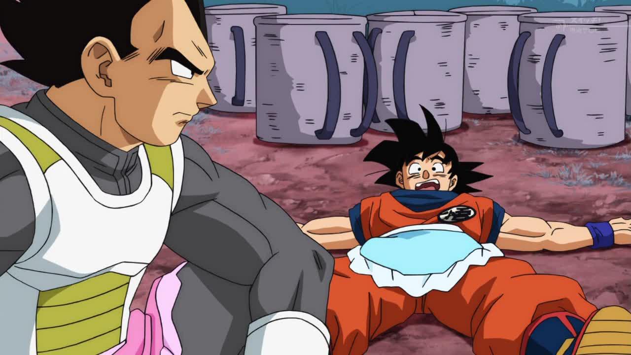 Ver Dragon Ball Super La Resurrección de Freezer - Capítulo 18