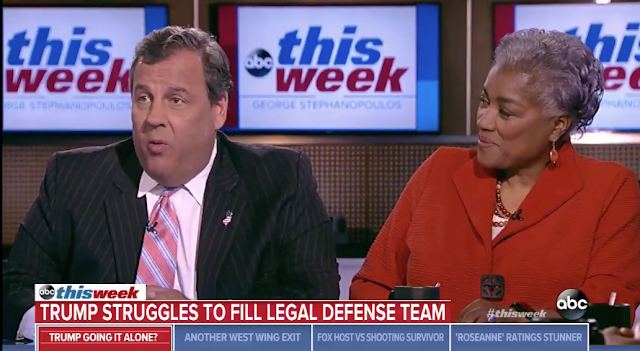 Christie: If Trump uses 'hyperbolic' style with Mueller it could send him to jail