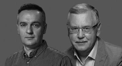 Журналіст Гнап зняв кандидатуру на користь Гриценка