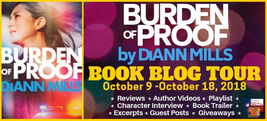Burden of Proof book blog tour promotion banner