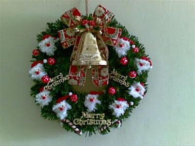 Aksesoris Hiasan Pohon Natal