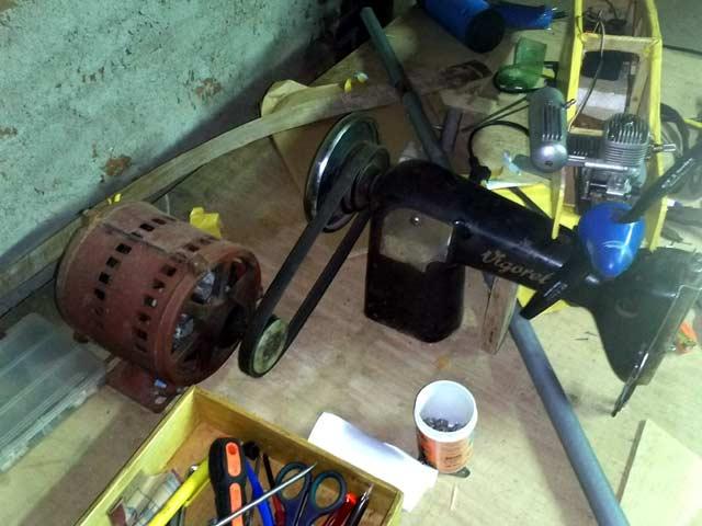 Serra Tico Tico Máquina de costura