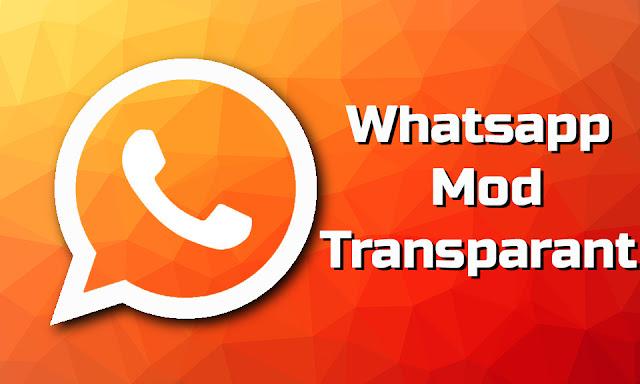 Whatsapp Mod Transparant