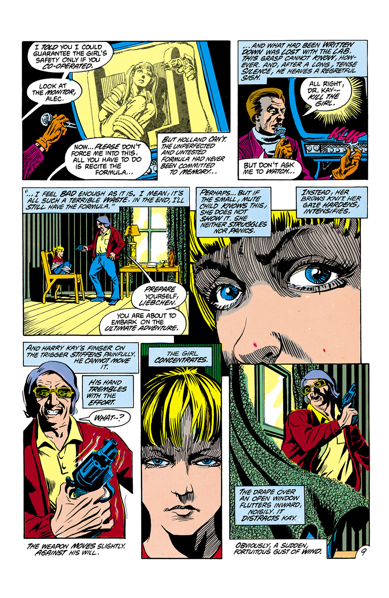Swamp Thing (1982) Issue #2 #10 - English 10