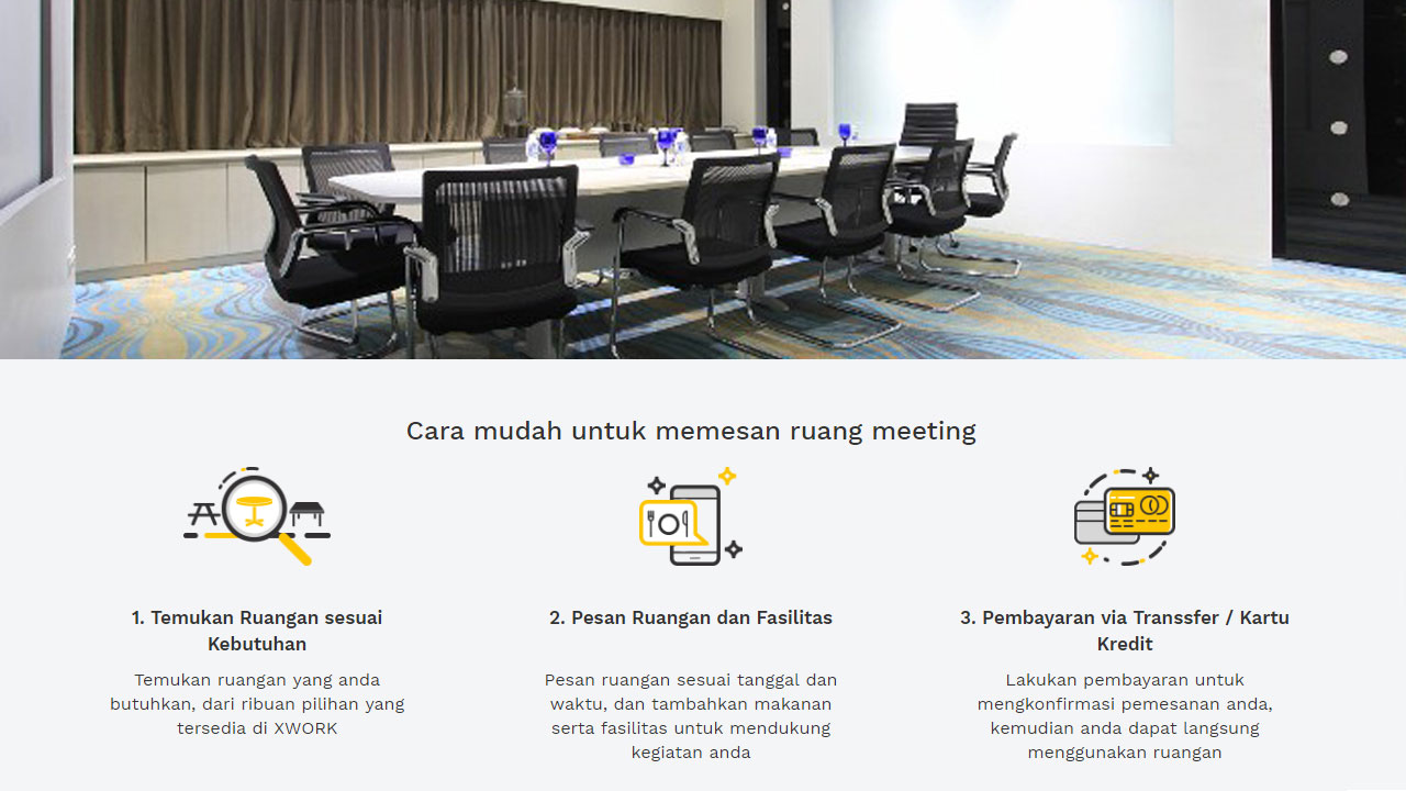 Ruang Meeting