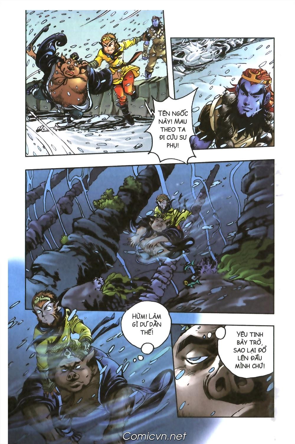 Tây Du Ký màu - Chapter 94 - Pic 13