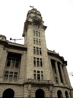 Relógio da Estação Júlio Prestes