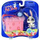 Littlest Pet Shop Portable Pets Rabbit (#18) Pet