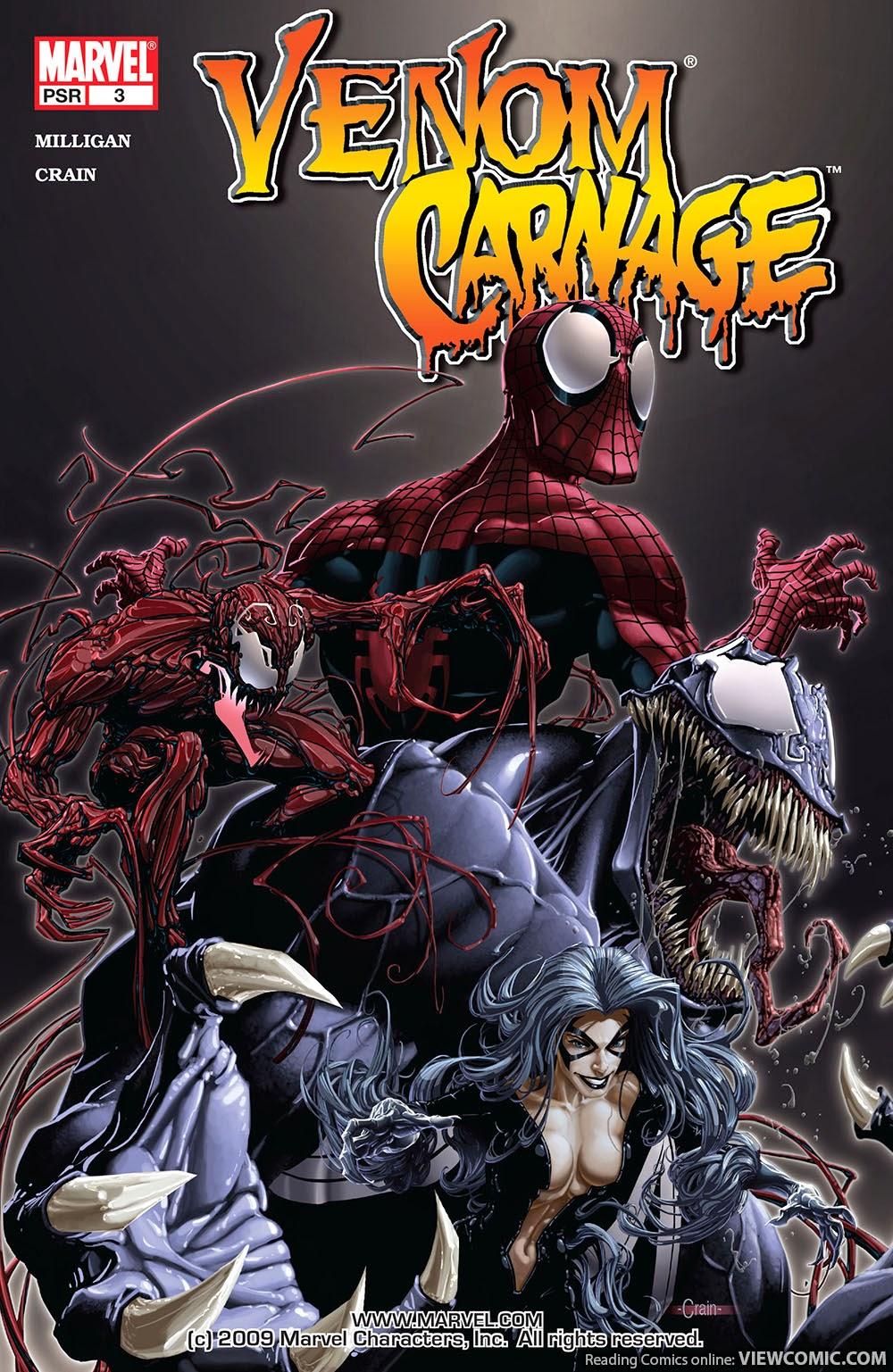 venom vs. carnage | viewcomic reading comics online for free 2018