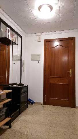 piso en venta calle pintor ribera castellon pasillo1