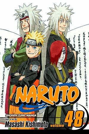 Naruto Tomo 48