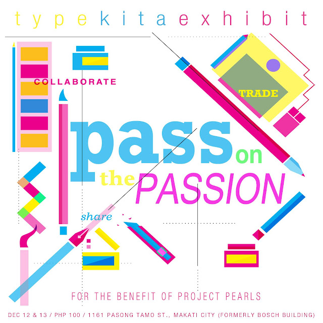 PRESS RELEASE: TYPE KITA 3: PASS ON THE PASSION