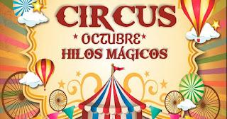 CIRCUS en Teatro Hilos Mágicos