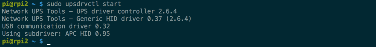 Raspberry Pi 的應用- 網管人神器,隨時監控電力狀況的UPS Server   IT