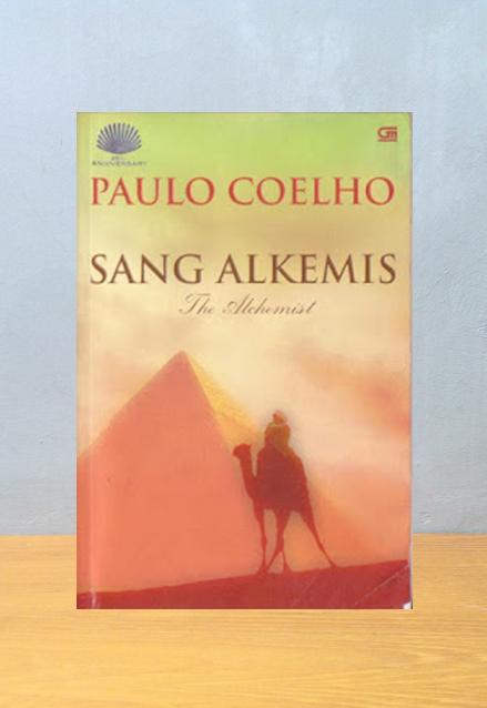 SANG ALKEMIS, Paulo Coelho