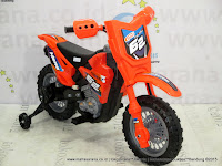 Motor Mainan Aki DoesToys DT412 Hero 12 MotoCross