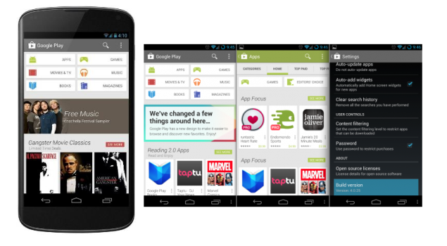 Google Play Store 4 2 9 Modded By Chelpus Apk Android