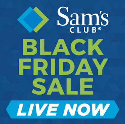Sam's Club Black Friday Sale Has Started