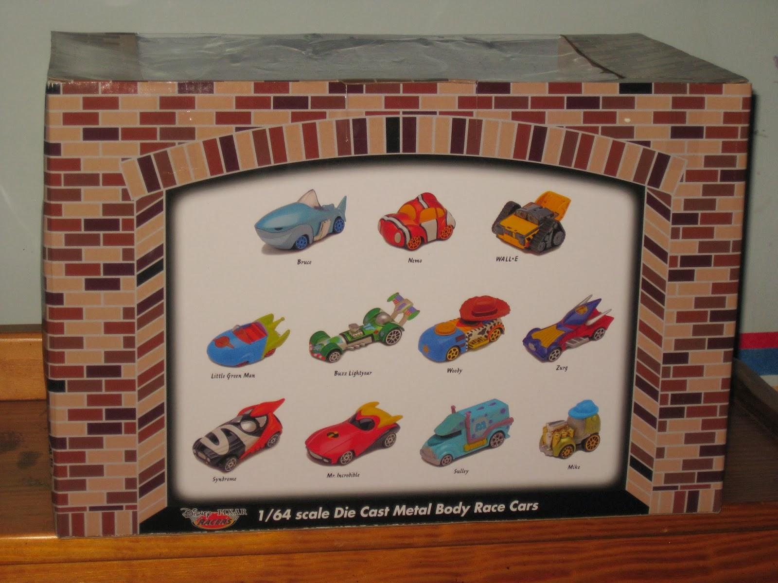 disney parks Disney·Pixar diecast Racers 11-Pack