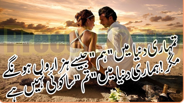 gud status for whatsapp 2017 poetry in urdu language tumhari dunya mai hum jaise hazaroon honge