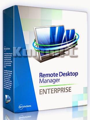 Remote Desktop Manager Enterprise 10.1.4.0 + Key