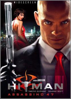 Download Filme Hitman Assassino 47 DVDRip AVI Dual Áudio