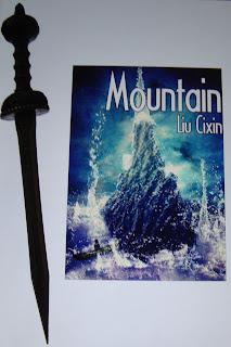 Portada del libro Mountain, de Cixin Liu