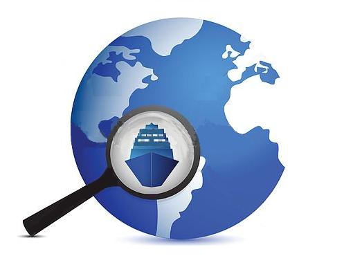 cruise ships tracker