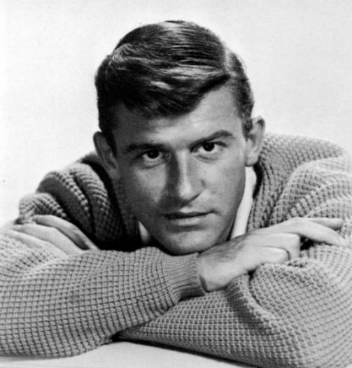 And then they start to sparkle: Completely having kittens ... Tab Hunter Roddy Mcdowall